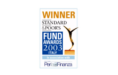 Premio Standard and Poor's Awards 2003