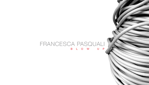 Francesca Pasquali - Blow up