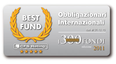 Premio Best Fund di CFS Rating 2011