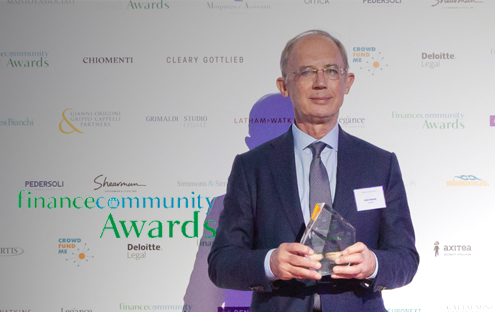 Finance Community Awards 2018